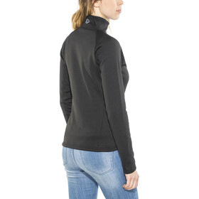Marmot Stretch Fleece Jacket Damen black